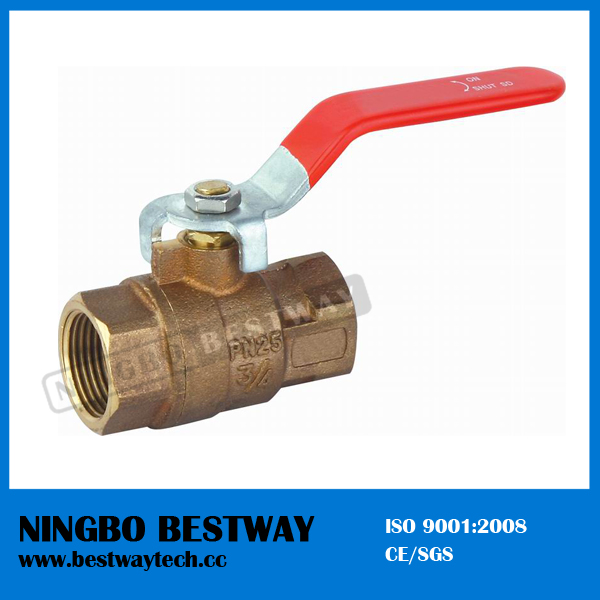 Hot Sale Gunmetal Ball Valve (BW-Q01)