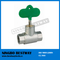 Brass Locking Ball Valve with Key (BW-L08)