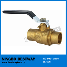Hot Sale Welded Brass Balll Valve