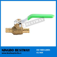 Welcome OEM ODM food grade mini pex ball valve (BW-LFB12)