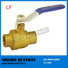 Cupc UL Approvaled Lead Free Ball Valve (BW-LFB02)