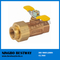 New Products Bronze Ball Valve (BW-Q17)