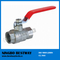 Producer High Pressure Ms 58 Ball Valve Manufacture (BW-B15)