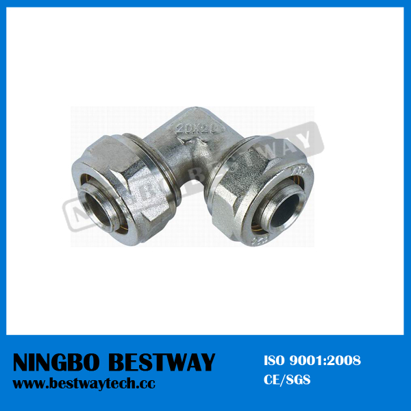 Elbow Compression Fitting Hot Sale (BW-405)