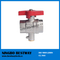 Brass Temperature-Measure Ball Valve (BW-B16)