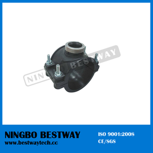 PP Clamp Saddle for Used with PE Pipe