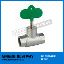 Female Thread Brass Ball Valve with Lock (BW-L08)