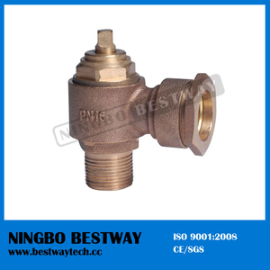 High Quality Metal Hydraulic Brass Ferrule Valve (BW-F04)
