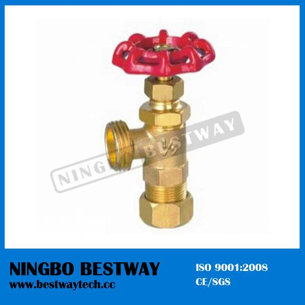 Brass Shut-off Stop Valves with Male Connections (BW-S23)
