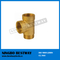 Three Way Forged Brass Pipe Fitting (BW-653)