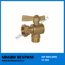Water Meter Brass Ball Valve