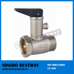 Brass Water Heater Safety Valve (BW-R15)