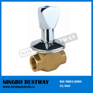 Brass Built in Stop Valve for Hot Sale ((BW-S14)