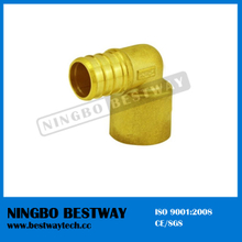 Lead Free Brass Fitting Hose Barbed Elbow for Pex Pipe