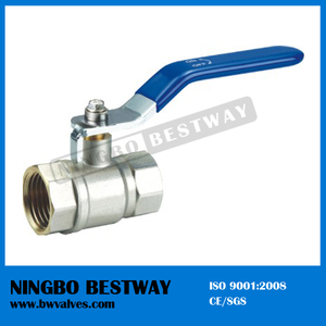 Standard Full Port Hot Forged Brass Ball Valve