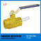 600 Wog Full Port Lead Free Brass Ball Valve