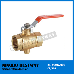 Ningbo Bestway Temperature Ball Valve Price (BW-B78)