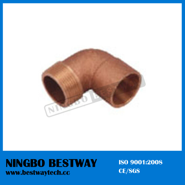 Bronze Fitting for Water Meter Testing Line (BW-657)