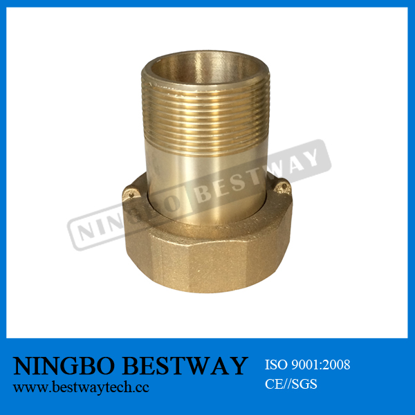 Lead Free Water Meter Coupling for Drinking Water System