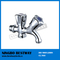 Brass Washing Tap with 2 Handles (BW-T19)