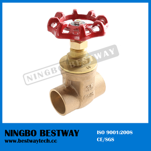 Fully stocked OEM all type widely used bronze gate valve (BW-Q17)