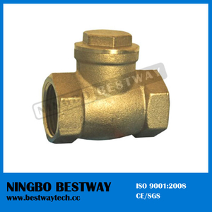 NSF approved new design vertical check valve (BW-LFC01)