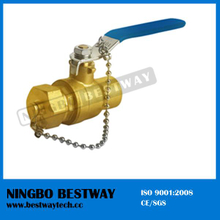 Brass Solder End Chain Ball Valve (BW-LFB05)