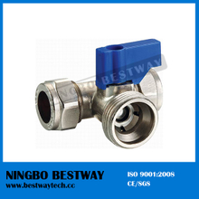 Three Way Mini Solenoid Isolating Valve (BW-B109)