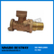 Bronze or Brass Ball Valve for Water Meter (BW-Q12)