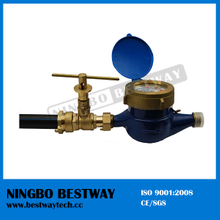 Hot Sale Forged Brass Lockable Ball Valve (BW-L01)