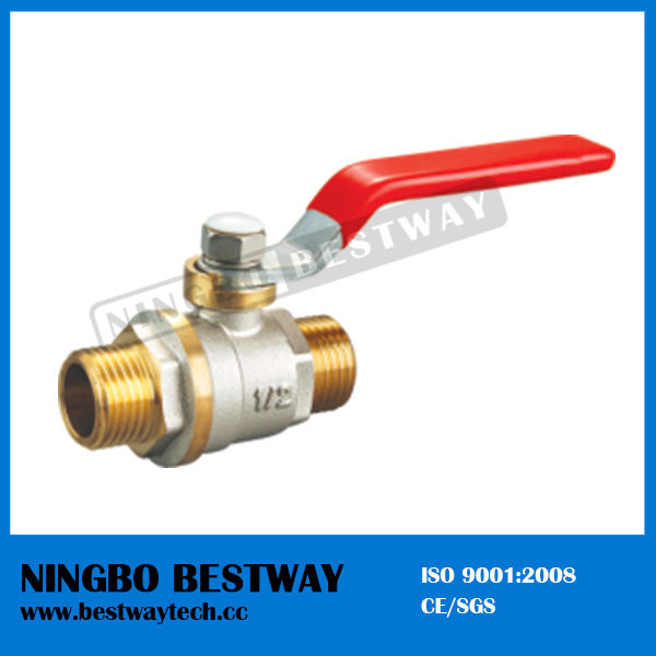 Brass Valve with Male Ends (BW-B37)