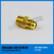 Brass Connector Female Male Copper Pipe Coupling