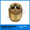High Performance Plastic Spring Loaded Check Valve (BW-C03)