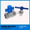 Economical Locking Device Ball Valve Factory (BW-L09)