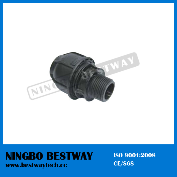 High Performance Male Threaded Adaptor