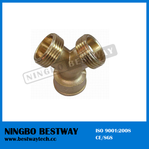 Brass Y Tee Pipe Fitting (BW-645)