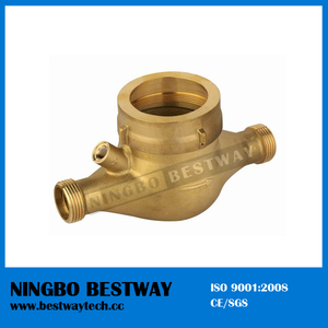 Water Meter Body of Brass Water Meter Accessories (BW-712)