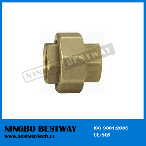 Female Thread Brass Union of Pipe Fittings (BW-650)