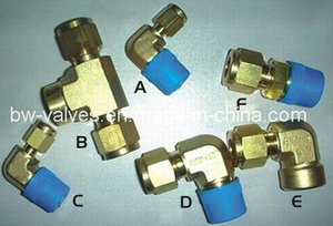 High Performance Brass Gas Fitting (BW-651)