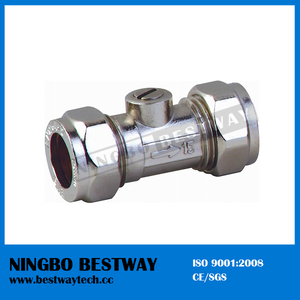 Mini Solenoid Ball Valve Fast Supplier (BW-B107)