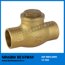 Brass Swing Check Valve Manufacturer (BW-C05)