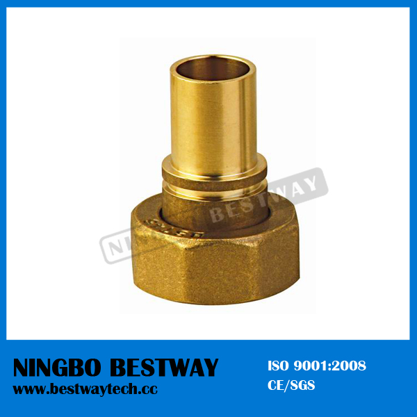 Brass Water Meter Connection Price (BW-701)