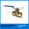 600 Wog Full Port Lead Free NPT Brass Ball Valve
