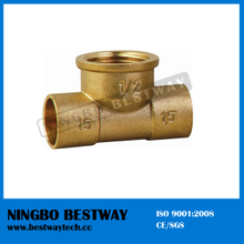 The Tee of Brass Pipe Fitting Hot Sale (BW-501)