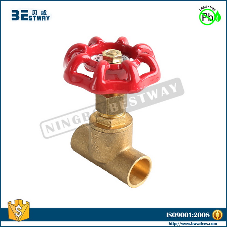 Fully stocked OEM all type top quality stop valve (BW-LFS03)