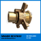 Casting Bronze Expansion Fitting for Water Meter (BW-Q20)