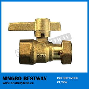 Economical Lockable Ball Valve for Water Meter for Sale (BW-L13)