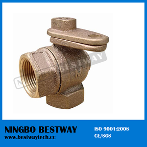 Bronze Ball Valve with Lock Fast Supplier (BW-L11)