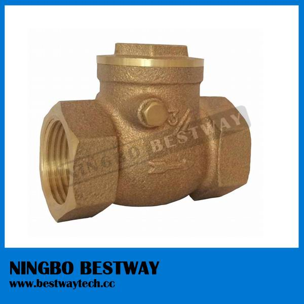 Pn16 Bronze Non Return Valve (BW-Q11B)