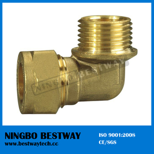 Hot Selling Brass Pipe Fitting with High Quality (BW-504)
